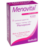 Health Aid Menovital 60 tablets