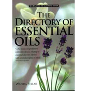 The Directory of Essential Oils - Wanda Sellar