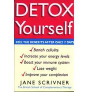 Detox Yourself by Jane Scrivner