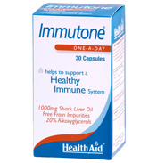 Health Aid Immutone Shark Liver Oil 1000mg 30…