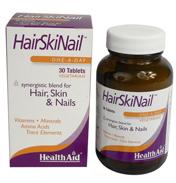 Hair, Skin & Nail Formula