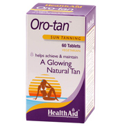HealthAid Oro-Tan Sun Tanning 60 tablets (USUALLY…