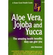 Aloe Vera, Jojoba and Yucca