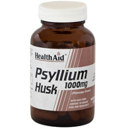 Health Aid Psyllium Husk 1000mg - 60 capsules