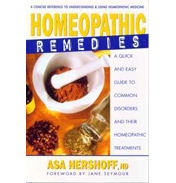 Homeopathic Remedies by Asa Hersoff