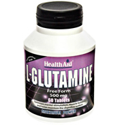 L-Glutamine Free Form 500mg