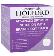 Patrick Holford Advanced Optimum Nutrition With…
