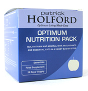 Patrick Holford Optimum Nutrition Pack 28 Days