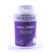 Patrick Holford Chill Food 60 Capsules