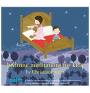 Bedtime Meditation CD for Kids by Christine Kerr