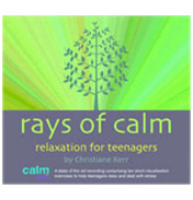 Rays of Calm Relaxation CD for Teenagers by…