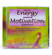 Energy & Motivation Hypnosis CD by Glenn…