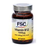 Vitamin B12 1000mcg