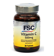 Vitamin C 500mg Low Acid