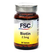 Biotin 2.5mg