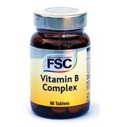 FSC Vitamin B Complex 60 Tablets