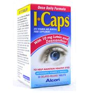 ICAPS Eye Vitamins