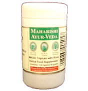 Maharishi Ayurveda Triphala with Rose 60 tablets