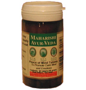 Maharishi Ayurveda Peace of Mind 60 tablets