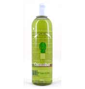 Nature Knows Best Cucumber Shampoo 250ml