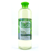 Faith in Nature Tea Tree Foam Bath and Shower Gel…