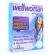 Vitabiotics Wellwoman 30 capsules