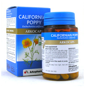 Californian Poppy Arkocaps