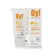 Green People Oy! Soft Glow Gradual Tan 50ml