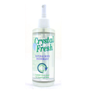 Crystal Fresh Deodorant Spray 100ml