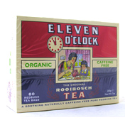 11 O'Clock Organic Rooibosch Tea - 80 Bags
