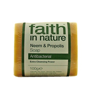 Faith in Nature Neem & Propolis Soap 100g