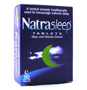 Natrasleep 50 tablets