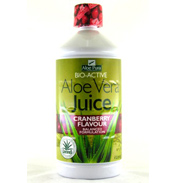 Optima Aloe Pura Aloe Vera Juice with Cranberry 1…