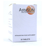 AstaSUN Skin Support Tablets