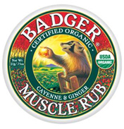 Badger Balm Sore Muscle Rub Tin - 0.75oz- (MINI…