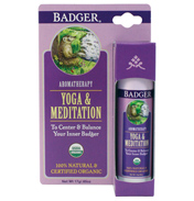Badger Balm Aromatherapy Yoga & Meditation 17g