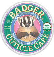 Badger Balm Cuticle Care Tin - 0.75oz