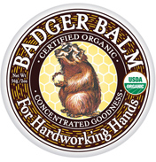 Badger Balm Hardworking Hands Tin - 0.75oz- (MINI…