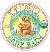 Badger Balm Baby Balm Tin - 0.75oz (MINI SIZE)