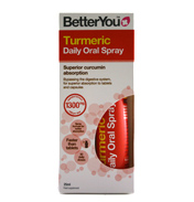 Better You Turmeric Daily Oral Spray 25ml