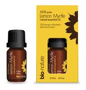 Bio-Nature Lemon Myrtle Pure Essential Oil 10ml