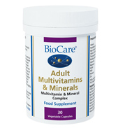 Adult Multivitamins & Minerals