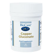 Biocare Copper Gluconate 90 Tablets