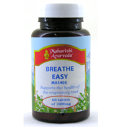 Maharishi Ayurveda Breathe Easy 60g 60 tablets