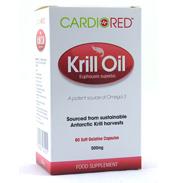 CardioRed Krill Oil 60 Capsules