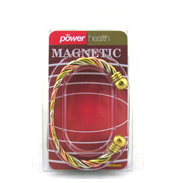 Magnetic Bracelets- Brass Torque