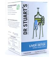 Dr Stuarts Liver Detox Teabags (15 Pack)