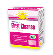 First Cleanse