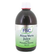 Aloe Vera And Manuka Honey Juice