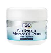 Pure Evening Primrose Oil Cream with Vitamin E 100g